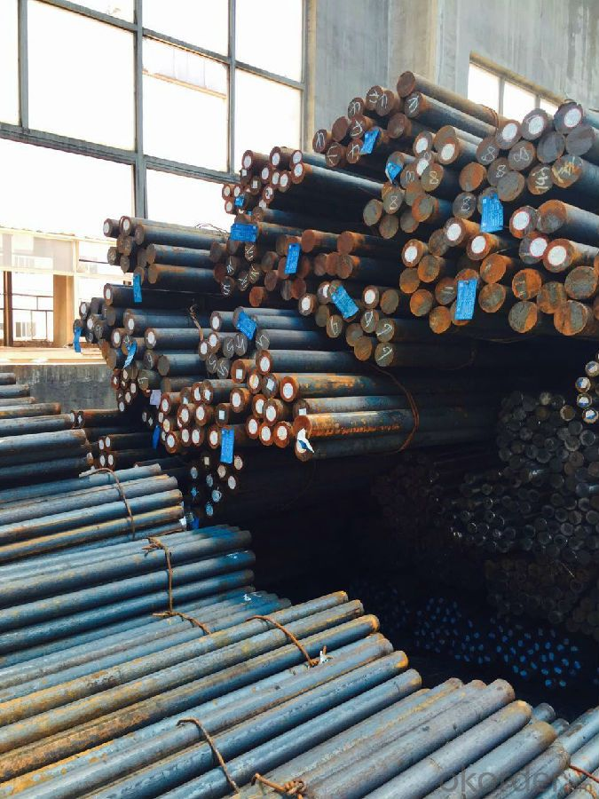 52100 Bearing Steel Rounds Hot Rolled Treatment