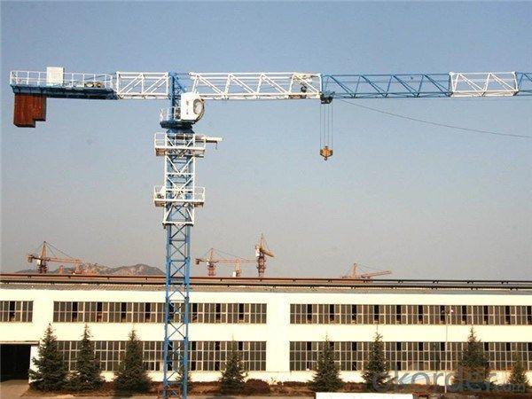 Tower Crane of Jing Kui Model Number QTZ60(TP4810)