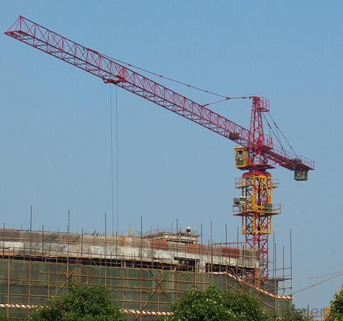 Tower Crane of Jing Kui Model Number QTZ4807