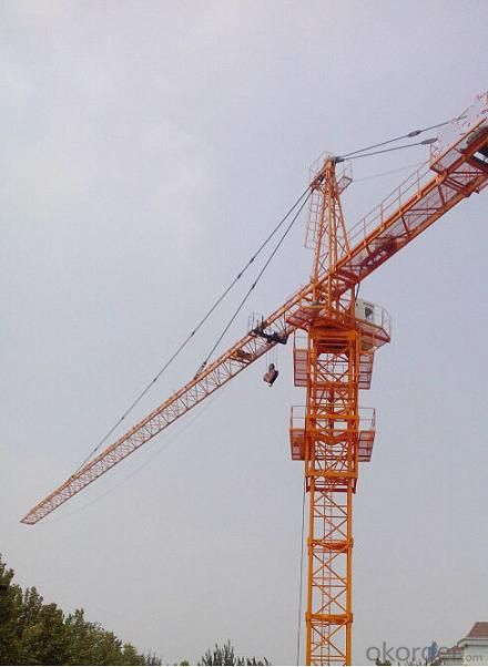 Tower Crane of Jing Kui Model Number QTZ100(5615)