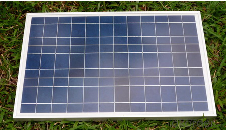 50W mono Solar Photovoltaic Panel high efficiency with high output for sale