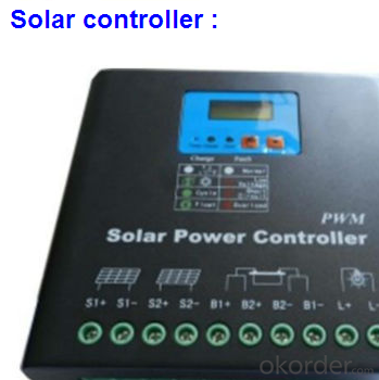 Suntech Solar Panel Energy System ICE-8