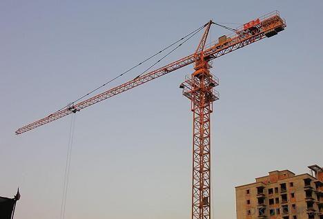 Tower Crane of Jing Kui Model Number   QTZ50(4810)