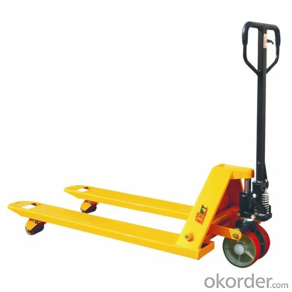 Hydraulic Pallet Truck Cby-Iib Type  Forklift Truck