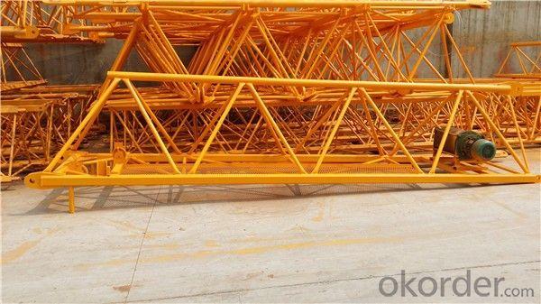 Tower Crane of Chang Li Model Number  QTZ63C