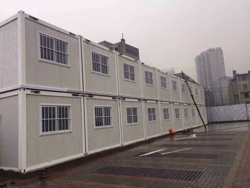 Hotel/Motel Container Homes Kit 3 Floors Container House