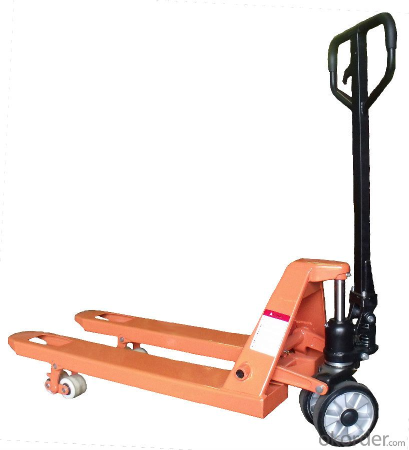 Hand Pallet Trucks 2500kgs  with High Quality