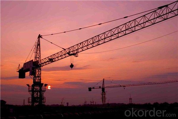 Tower Crane of Chang Li Model Number  QTZ31.5