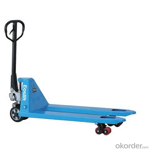 Hand Pallet Truck  3000kg for PU Wheel