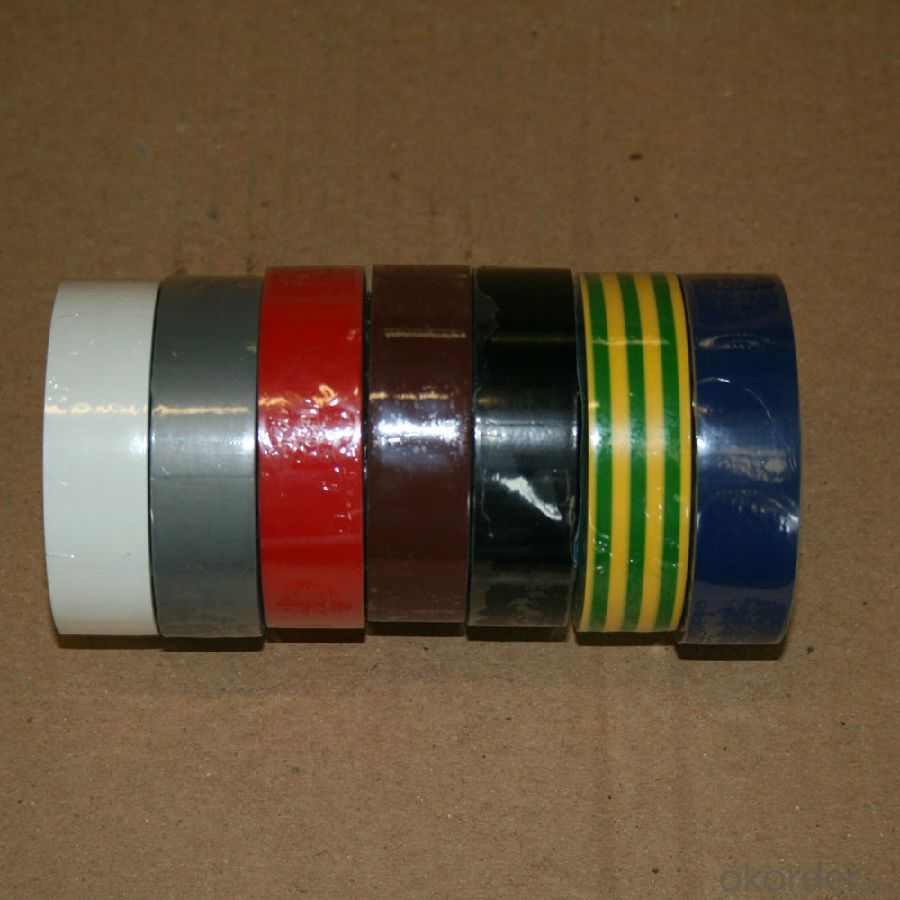 Marking Of Electric Cable Adhesive  PVC tape