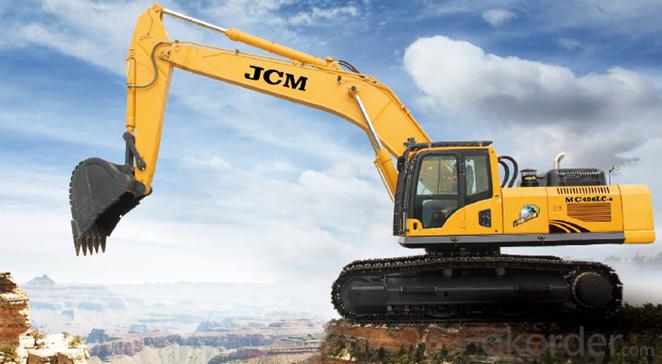 MC456LC-8 Cummins Hydraulic Crawler Excavator Digger
