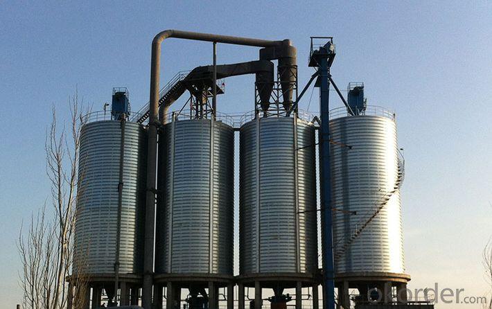 Assembly Small Silo Supplier Flexible Grain Storage Indoor Silo