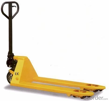 Hand Pallet Truck 2t-5t Hydraulic Pump Manual