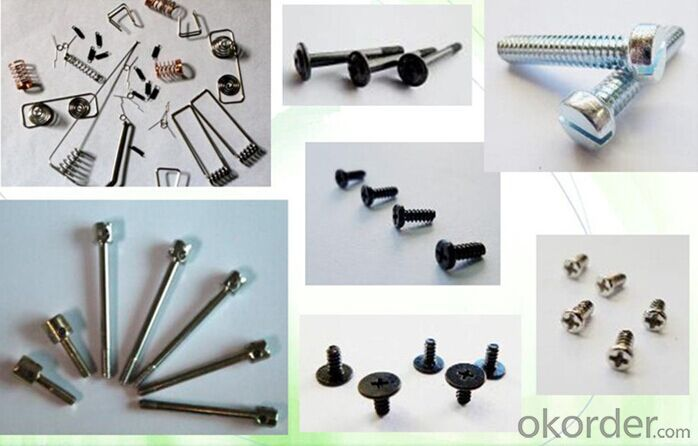 Stainless steel 201 304 316 A2 A4 & Steel C1008A C1022A Screws Manufacturer