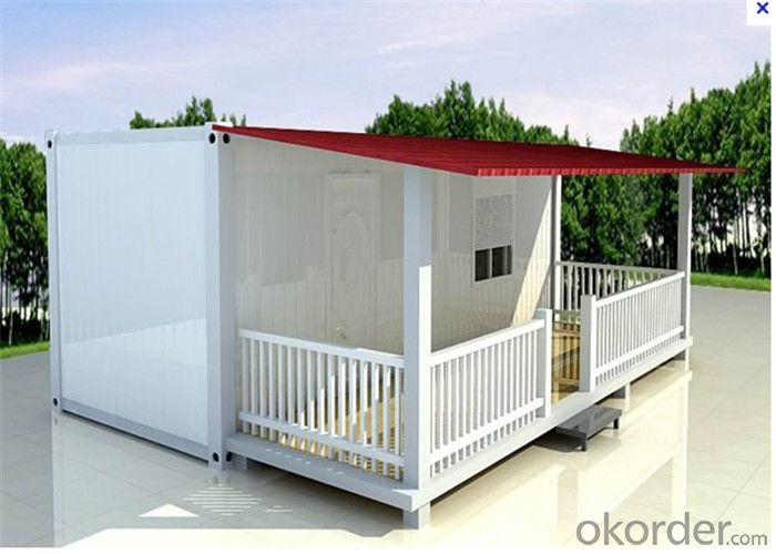 Living Container Homes 20ft Container House Price Modular House Mobile House Prefab Home