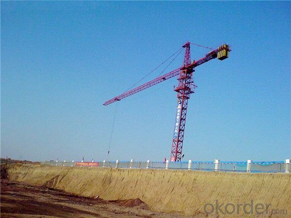 Tower Crane of Chang Li Model Number QTZ63B(5013)