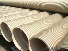 PVC Pipe grey Wall thickness:1.6mm-26.7mm Standard: GB
