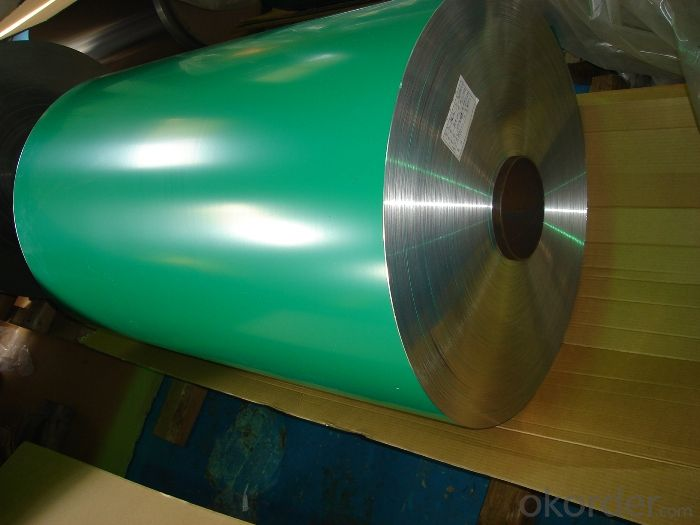 Aluminum Coated Strips used for Can tabs 5182H48