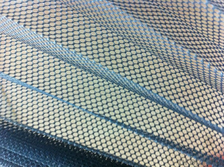 polyester pleated mesh