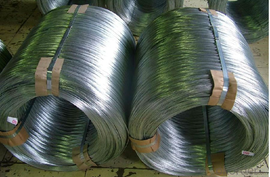 Steel Tie Wire And Steel Tie Line For Construction