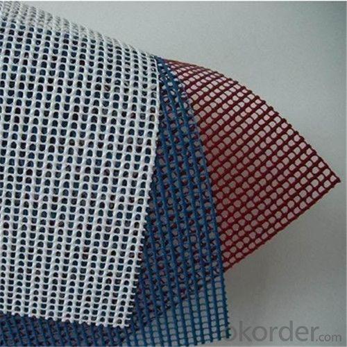 Fiberglass Mesh Roll Alkali Resistant Plain Woven