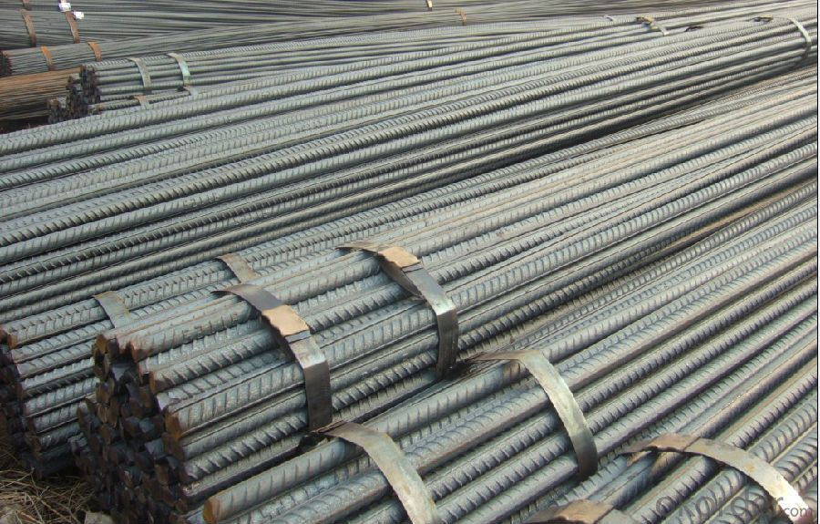 Deformed Bar Hot Rolled High Quality BS449 or ASTM