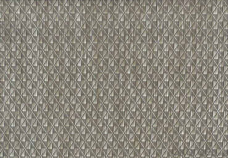 Woven PVC Carpet and Rug for Indoor and Outdoor with Foam Backing