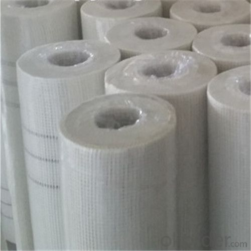 Fiberglass Mesh Roll External Wall Insulating Alkali Resistant