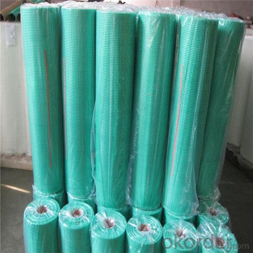 Fiberglass Mesh Roll Coated Reinforcement