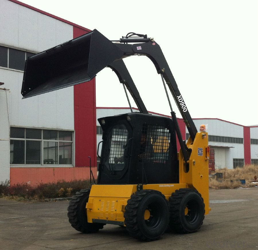 XD900  950KGS Skid Steer Loader