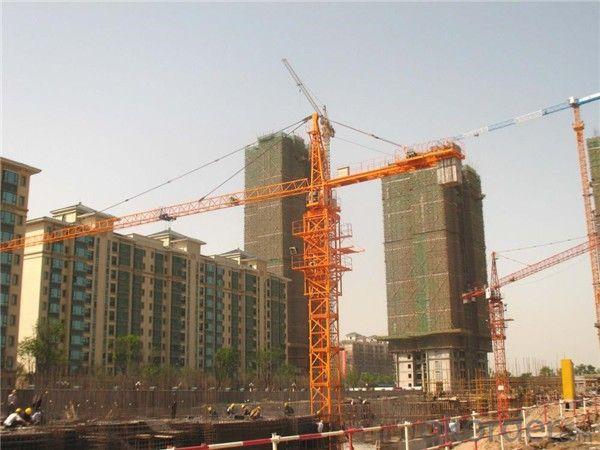 Tower Crane of Chang Li Model Number  QTZ40A(4708)