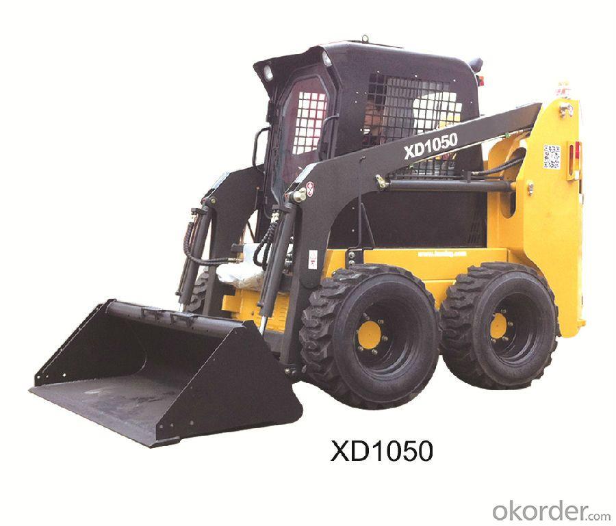 XD1050 1050KGS Skid Steer Loader