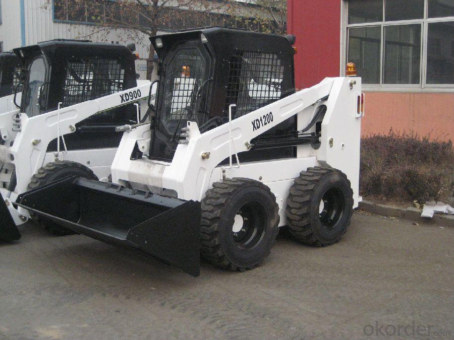 XD1200 1200KGS Skid Steer Loader