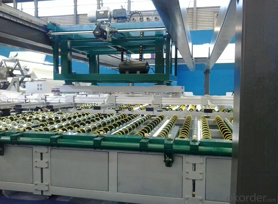 DCS Equipment for Glass Business Producton Line