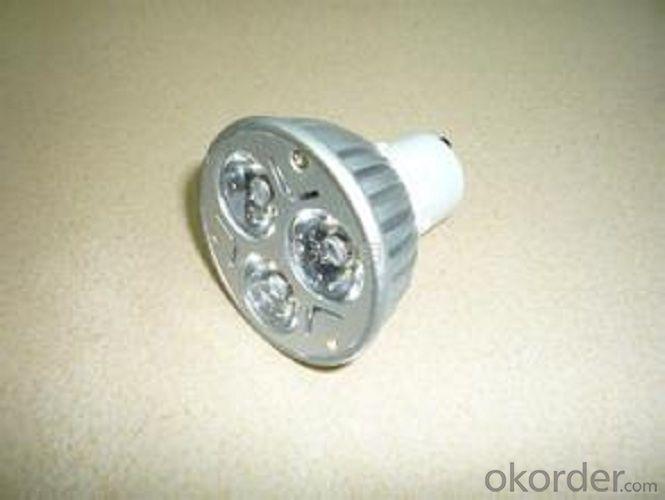 230V Ra>80 CE RoHS High Lumens 6000K Spot light 7W