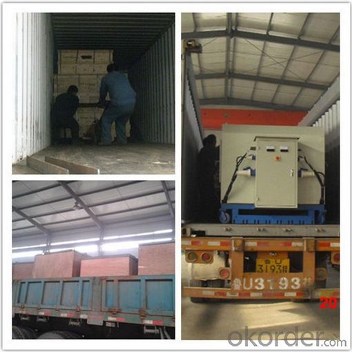 Concrete Roof Brick Slab Making Machinery