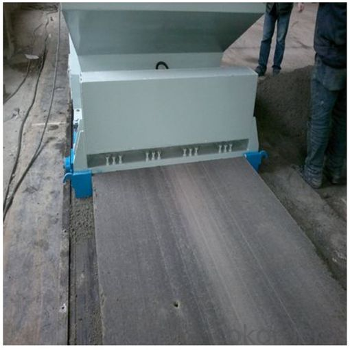 Prestressed Floorboard with Steels for Roof