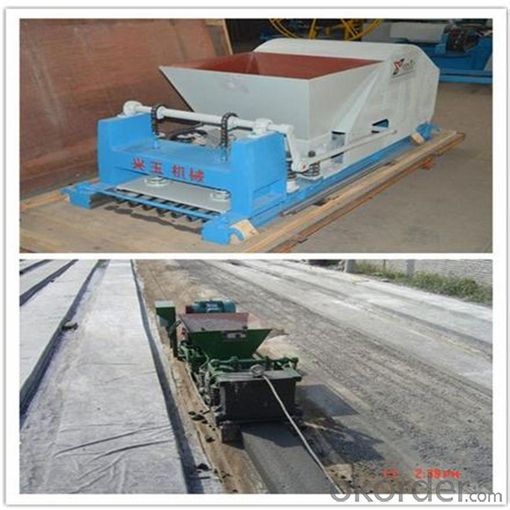 Prefab Concrete Hollow Core Slabs Making Machine