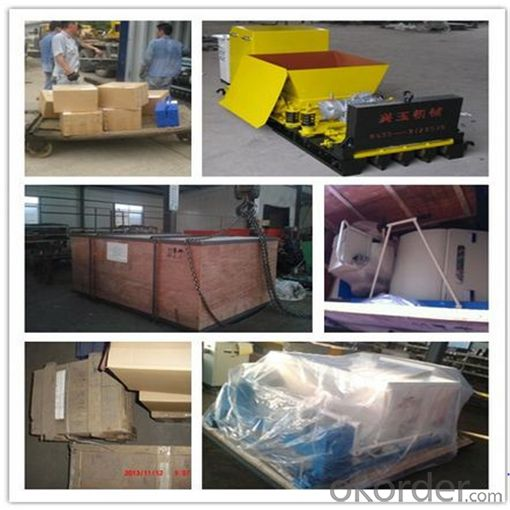 Prefabricated T-shape Beam Molding Machine
