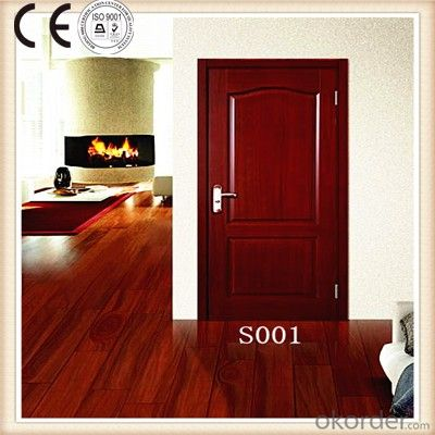 HDF Veneer Door Skin Hot Press / Melamine Door Skin Hot Press Machine