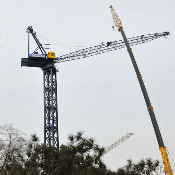Tower Crane Requirements : Buy tower crane of chang li model number dtz