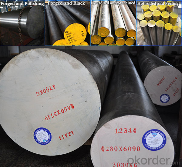 Hot Rolled H13 Standard Steel Bar Sizes
