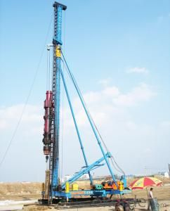JBY Series JBY160 Hydraulic Walking Pile Frame Sell on Okorder
