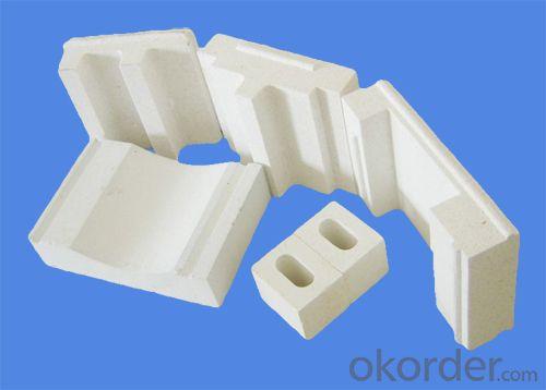 Purity Corundum Refractory Bricks High Quality