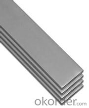 Hot Rolled Wide Flat Steel 100mm*10mm*6m