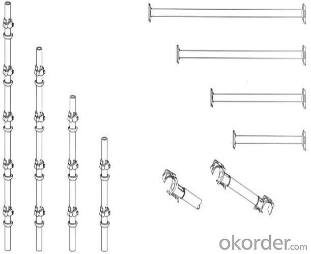 Kwikstage Scaffolding System  Standard AS1577