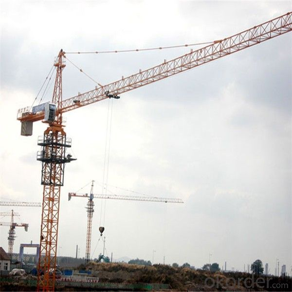 Tower Crane of Chang Li Model Number QTZ40(4209)