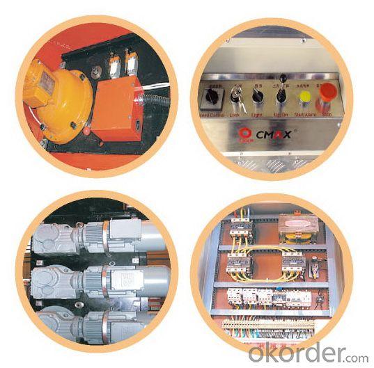 Frequency Conversion Construction Hoist /Material Hoist /Industrial Hoist /Lift /Elevator