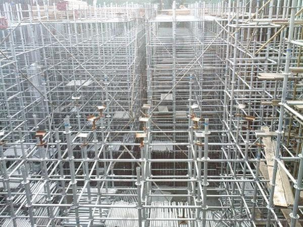 Galvanized steel Ringlock Scaffolding Hot Sale