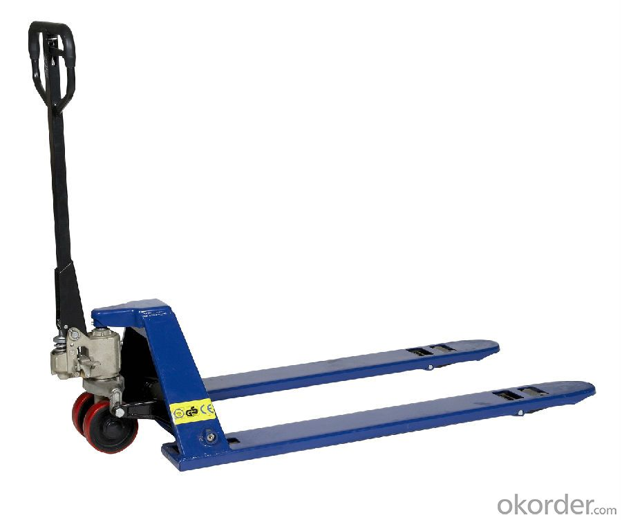 Hand Pallet Jack with High Quality